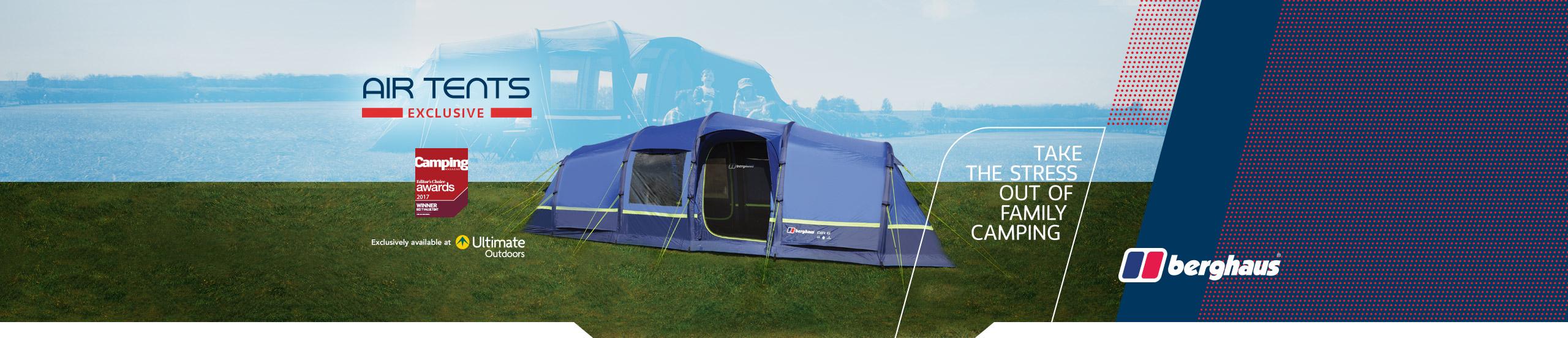 Berghaus Air Tents