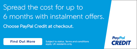 Spread the cost for up to 6 months with instalment offers - Paypal